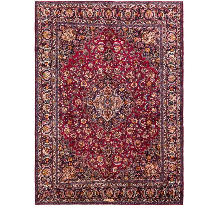 300cm x 417cm Mashad Persian Rug