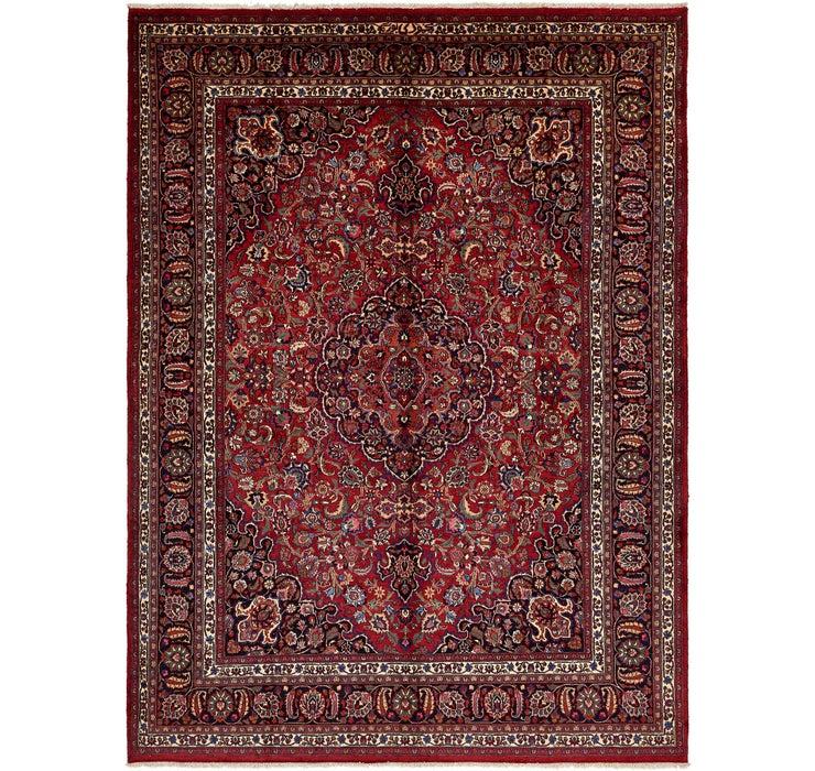 292cm x 405cm Mashad Persian Rug