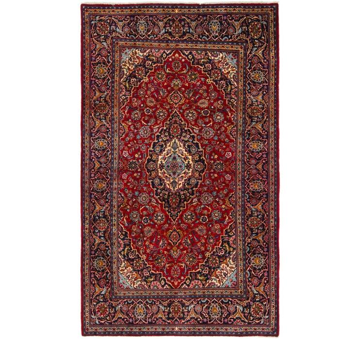 6' 2 x 10' 4 Mashad Persian Rug