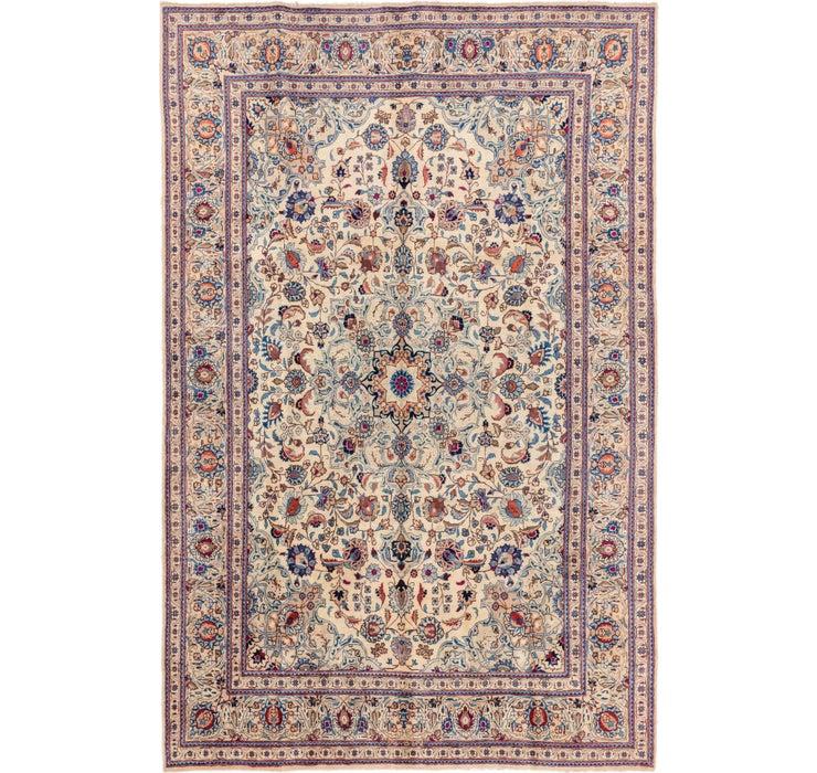 195cm x 305cm Kashmar Persian Rug