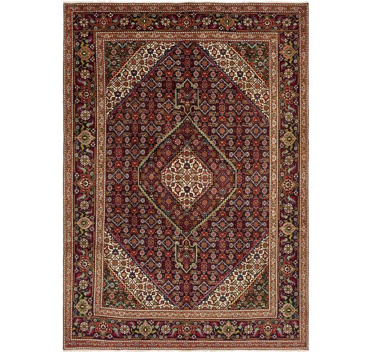 203cm x 292cm Tabriz Persian Rug