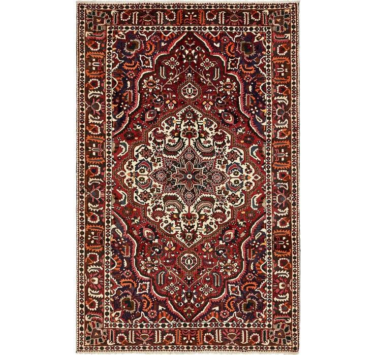 208cm x 320cm Bakhtiar Persian Rug