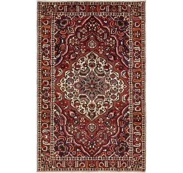 6' 10 x 10' 6 Bakhtiar Persian Rug main image