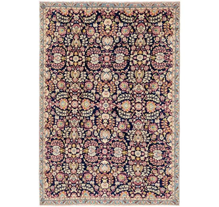 213cm x 318cm Kerman Persian Rug