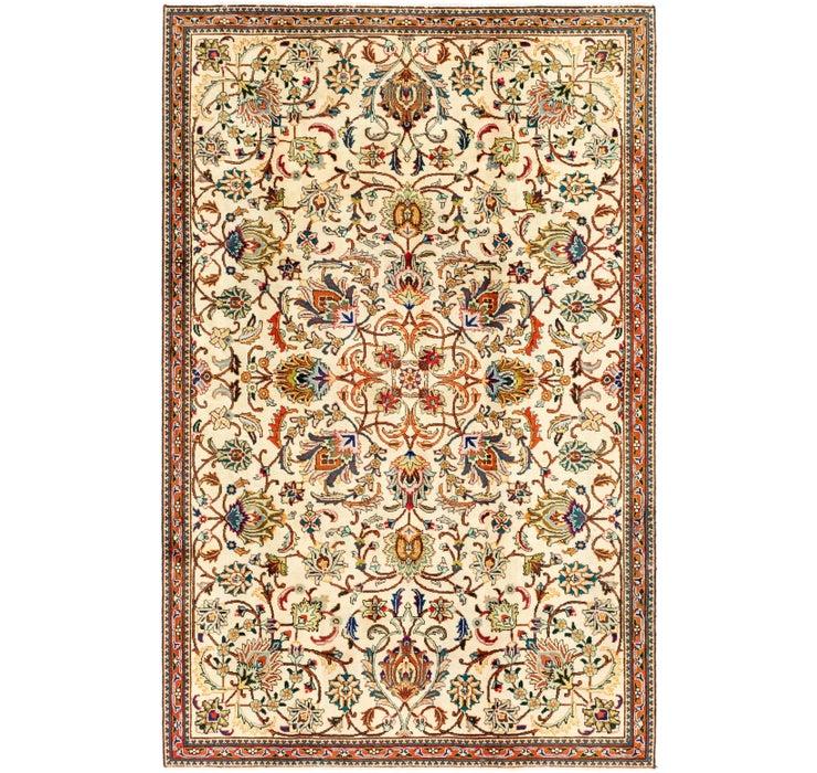 178cm x 275cm Tabriz Persian Rug