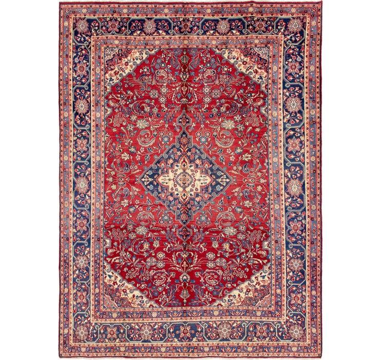 8' 10 x 12' Shahrbaft Persian Rug