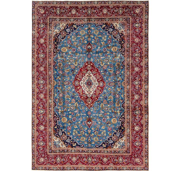 260cm x 373cm Kashan Persian Rug