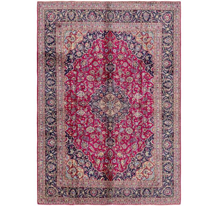 8' 2 x 11' 5 Mashad Persian Rug