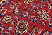 9' 7 x 12' 4 Mashad Persian Rug thumbnail