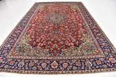 255cm x 390cm Isfahan Persian Rug thumbnail image 3
