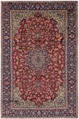 255cm x 390cm Isfahan Persian Rug thumbnail image 1