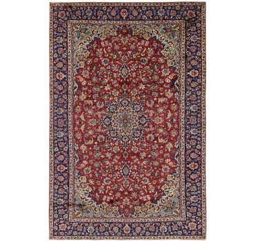 Image of 8' 4 x 12' 10 Isfahan Persian Rug