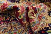 9' 7 x 12' 9 Kerman Persian Rug thumbnail