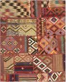 5' 3 x 6' 7 Ultra Vintage Persian Rug thumbnail