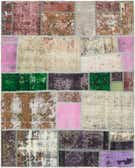 5' 3 x 6' 8 Ultra Vintage Persian Rug thumbnail
