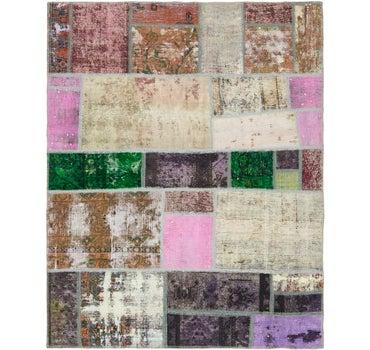 5' 3 x 6' 8 Ultra Vintage Persian Rug main image