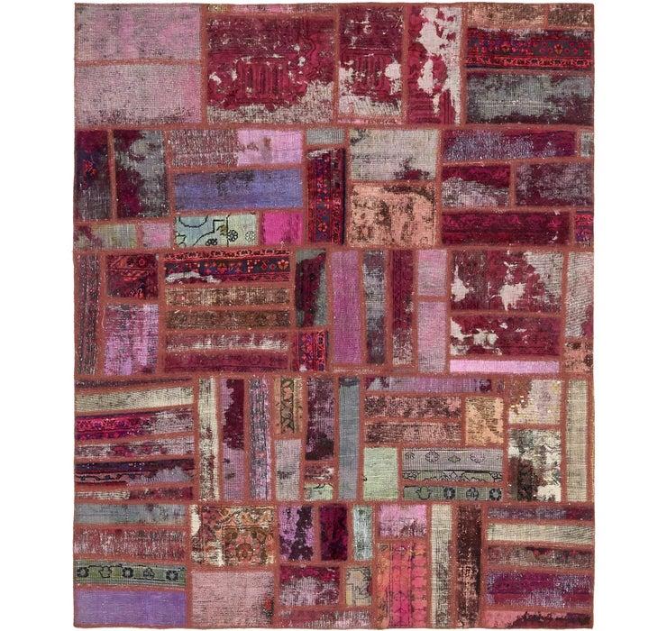 6' 3 x 7' 7 Ultra Vintage Persian Rug