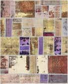5' 4 x 6' 7 Ultra Vintage Persian Rug thumbnail