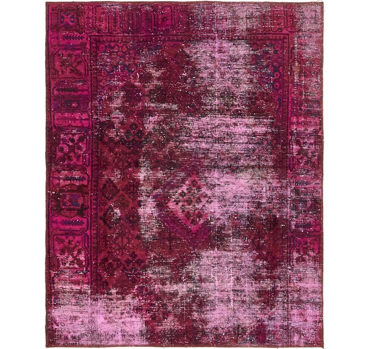 4' 2 x 5' 4 Ultra Vintage Persian Rug
