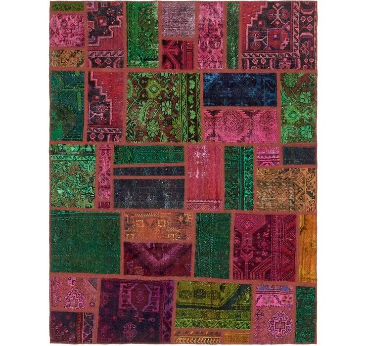175cm x 220cm Ultra Vintage Persian Rug
