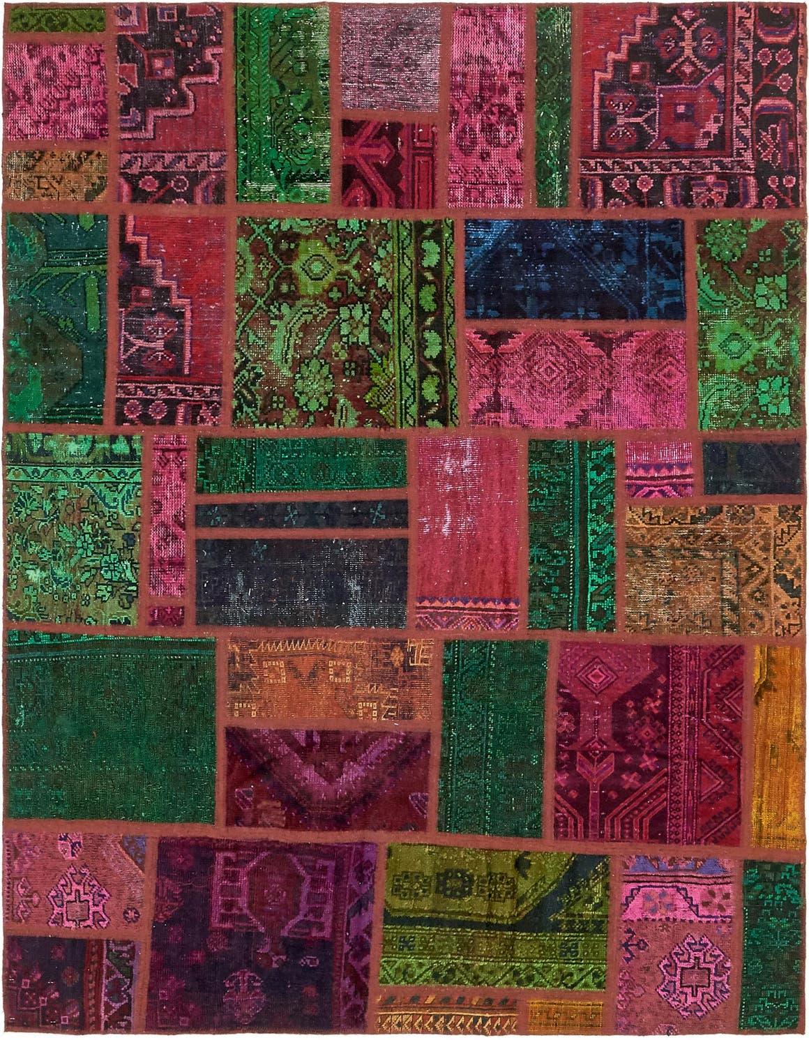 5' 9 x 7' 3 Ultra Vintage Persian Rug main image