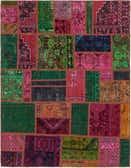 5' 9 x 7' 3 Ultra Vintage Persian Rug thumbnail
