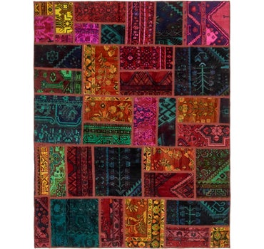 5' 10 x 7' 5 Ultra Vintage Persian Rug main image