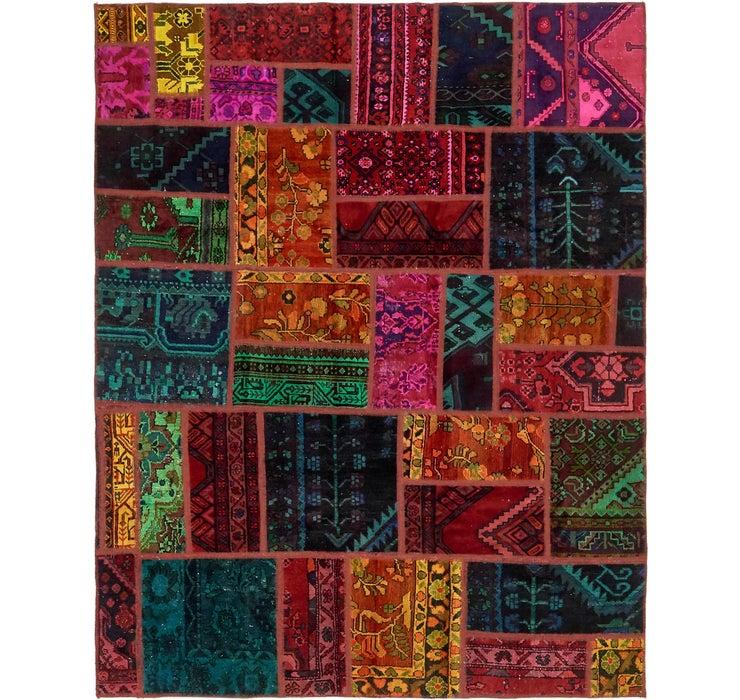 5' 10 x 7' 5 Ultra Vintage Persian Rug
