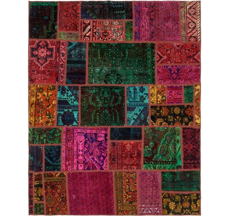 6' 2 x 7' 7 Ultra Vintage Persian Rug
