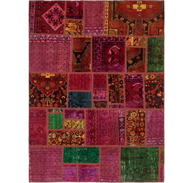 5' 7 x 7' 7 Ultra Vintage Persian Rug