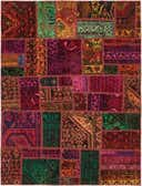 5' 9 x 7' 8 Ultra Vintage Persian Rug thumbnail