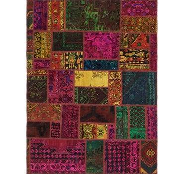 5' 10 x 7' 9 Ultra Vintage Persian Rug main image