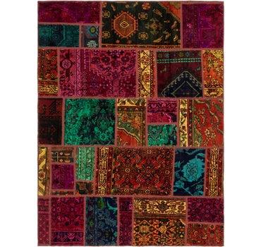 5' 9 x 7' 7 Ultra Vintage Persian Rug main image