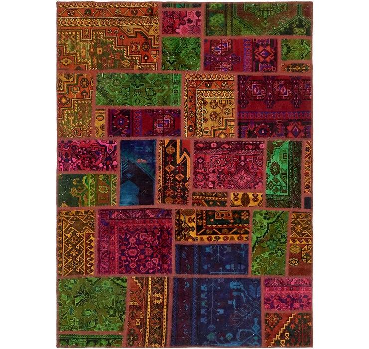 165cm x 230cm Ultra Vintage Persian Rug