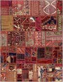 5' 9 x 7' 7 Ultra Vintage Persian Rug thumbnail