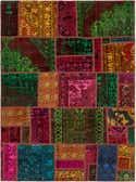 5' 8 x 7' 9 Ultra Vintage Persian Rug thumbnail