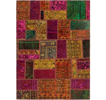 5' 5 x 7' 5 Ultra Vintage Persian Rug