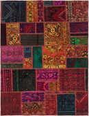 5' 8 x 7' 6 Ultra Vintage Persian Rug thumbnail