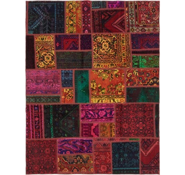 5' 8 x 7' 6 Ultra Vintage Persian Rug main image