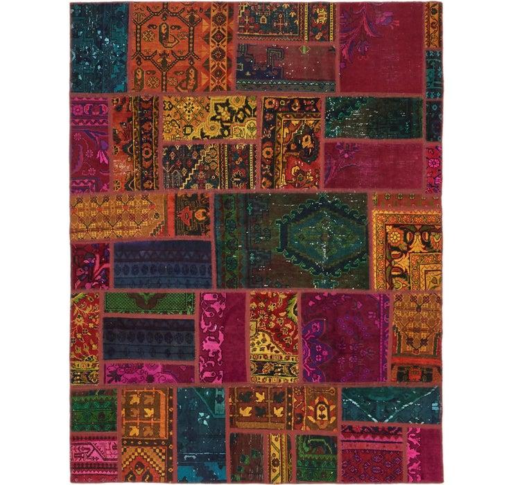 175cm x 230cm Ultra Vintage Persian Rug