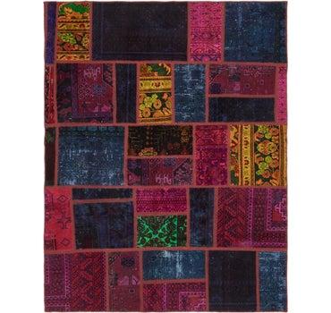 5' 10 x 7' 6 Ultra Vintage Persian Rug main image
