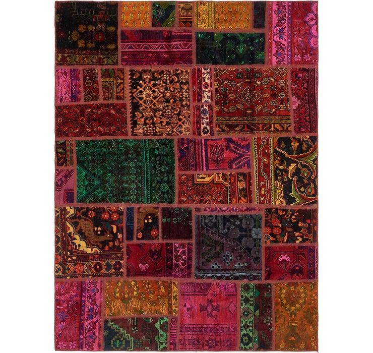 5' 8 x 7' 9 Ultra Vintage Persian Rug