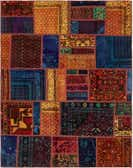 5' 10 x 7' 6 Ultra Vintage Persian Rug thumbnail