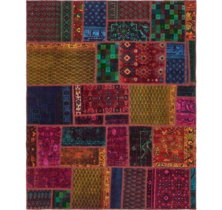 6' x 7' 5 Ultra Vintage Persian Rug