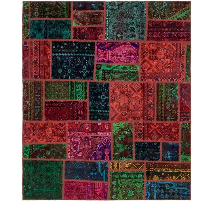 6' 2 x 7' 4 Ultra Vintage Persian Rug