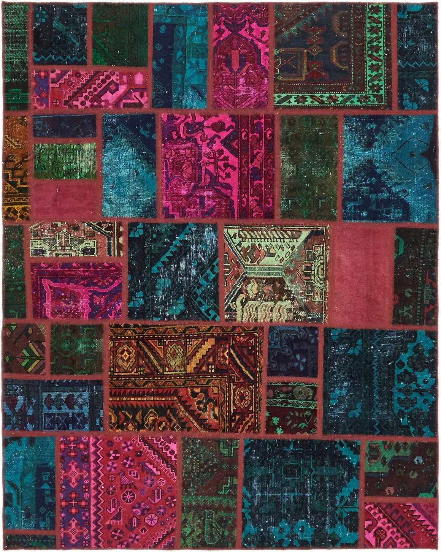 6' x 7' 5 Ultra Vintage Persian Rug main image