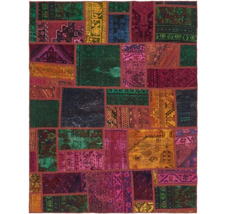 5' 10 x 7' 6 Ultra Vintage Persian Rug