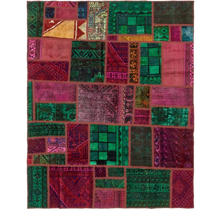 6' x 7' 6 Ultra Vintage Persian Rug