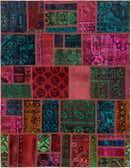 5' 9 x 7' 5 Ultra Vintage Persian Rug thumbnail