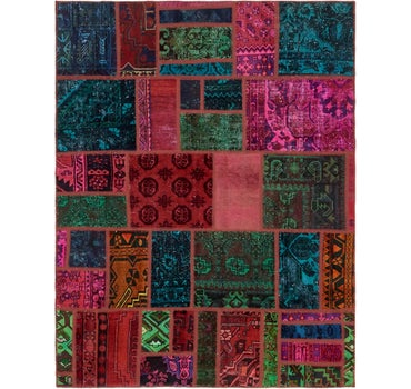 5' 9 x 7' 5 Ultra Vintage Persian Rug main image